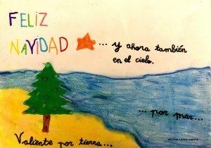 Ganador III Concurso Tarjetas de Navidad Héctor López