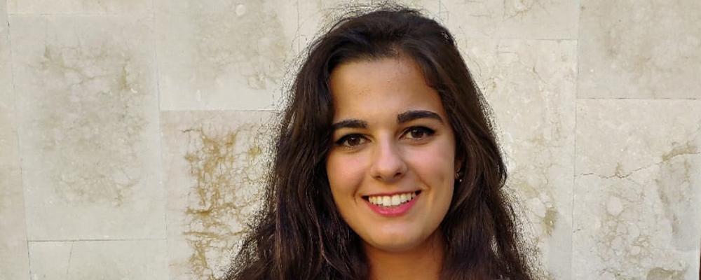 Testimonio de Irene Pérez Aguirre - Mejor expediente académico