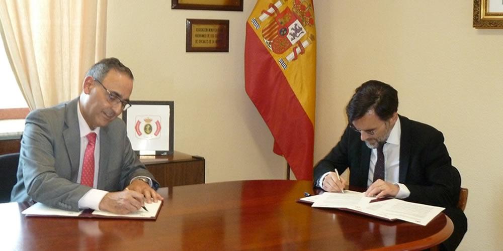Firma de Protocolo de actuación